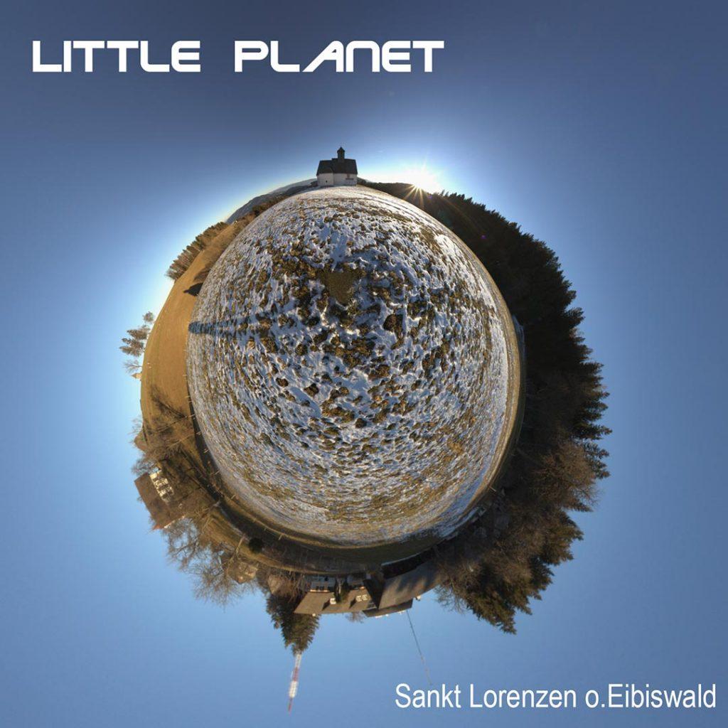 Little Planet Sankt Lorenzen