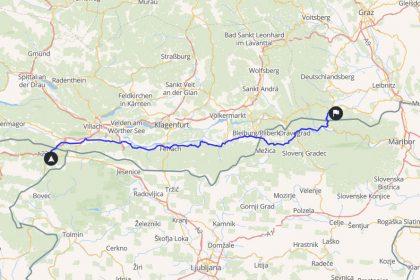Motorradtour Großglockner Route