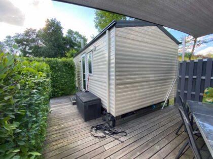 Campingplatz-Wunderhecke