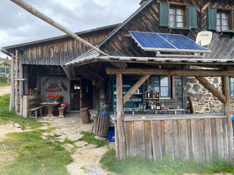 Ladingerhütte